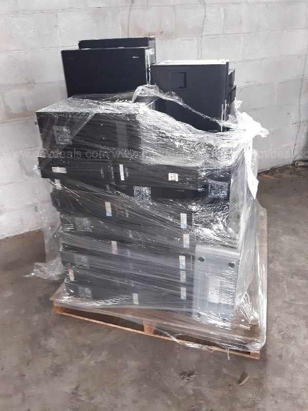 Lot of CPU's  (1 pallet)