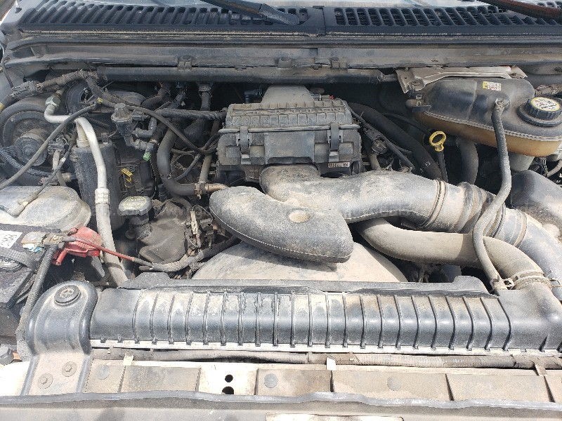 2005 Ford F-350 SD XLT 2WD REGULAR CAB 2-DR, 5.4L V8