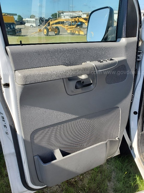 2008 Ford Econoline E-350 Super Duty