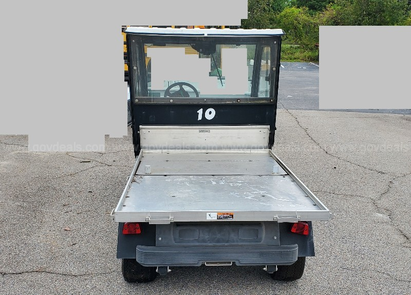 Club Car Electric Carryall Utility Vehicle