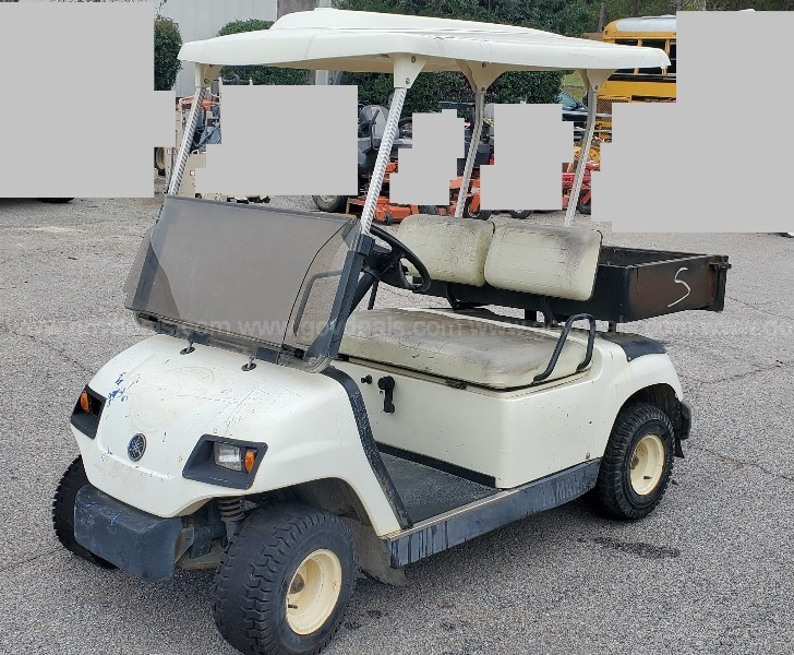 2006 Yamaha Golf Cart (GAS)