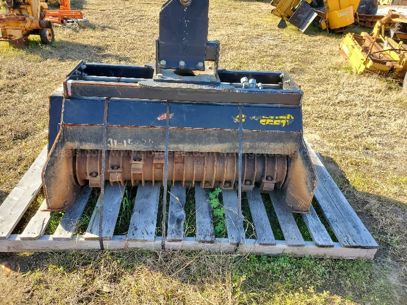 2015 Gyro-Trac Flail Mower Cutter Head