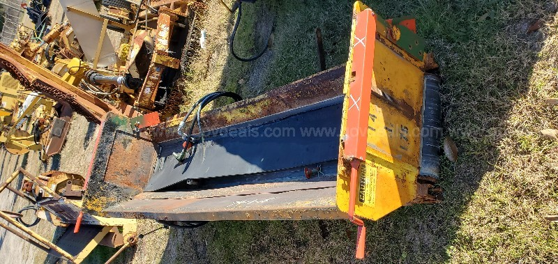 Lot of Hydraulic Conveyors