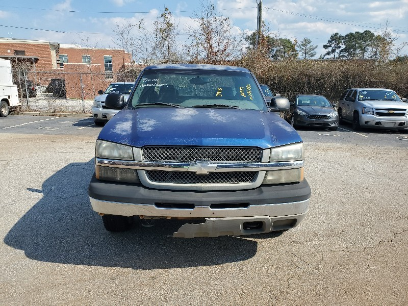 2003 Chevrolet Silverado 1500 Ext. Cab Short Bed 4WD 4-DR, 5.3L V8