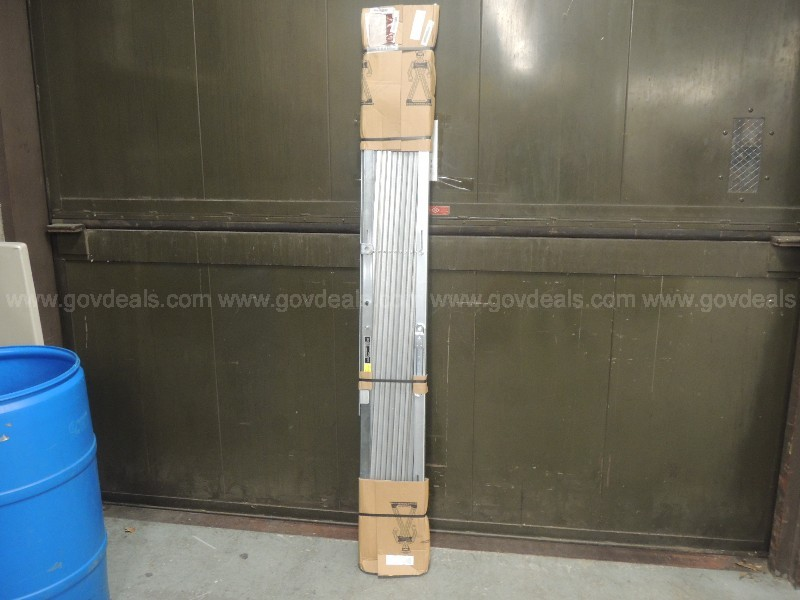 Heavy Duty Single Steel Folding/Collapsible Gate, model SSG-665