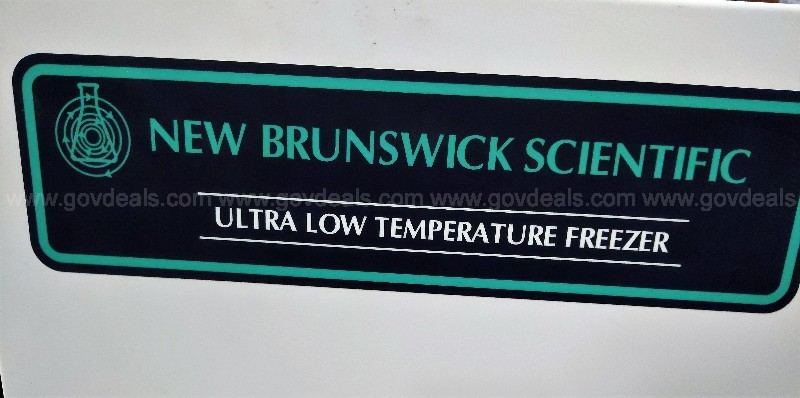 New Brunswick Innova U101 Scientific Ultra Low Temperature Freezer