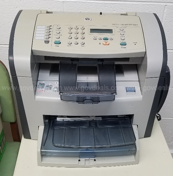 HP LASERJET Multifunction Printer/Fax