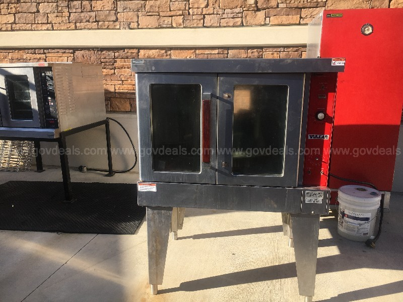 Vulcan Commercial Convection Oven