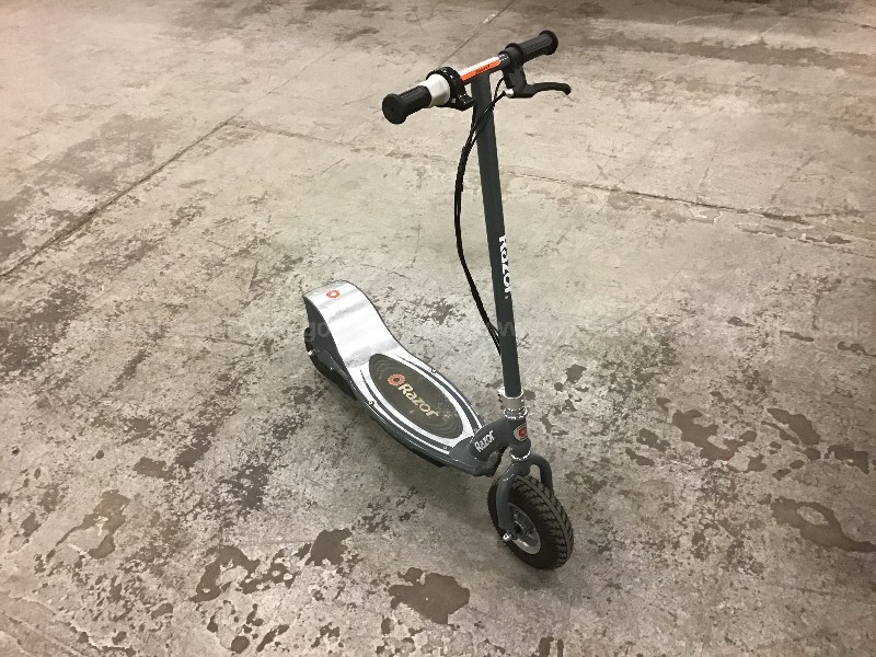 Razor E300 24-Volt Electric-Powered Scooter with Rear Wheel Drive