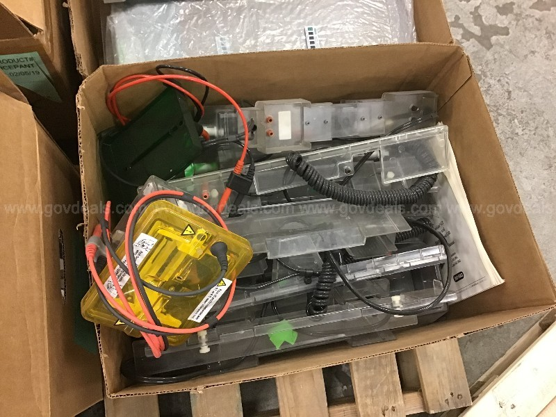 Large lot of misc. lab equipment and supplies