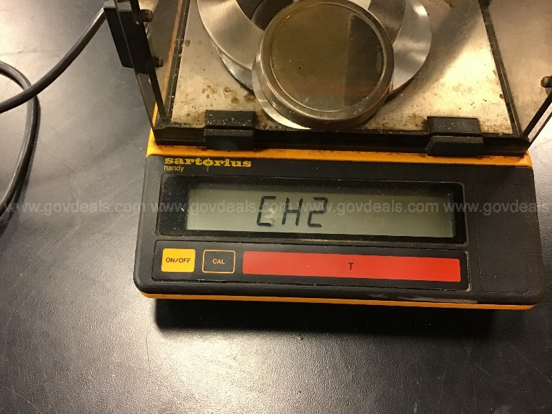 Sartorius Handy H51 Analytical Balance
