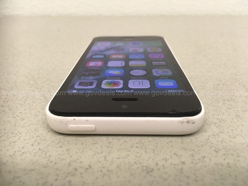 APPLE IPHONE 5C WHITE 8GB A1532