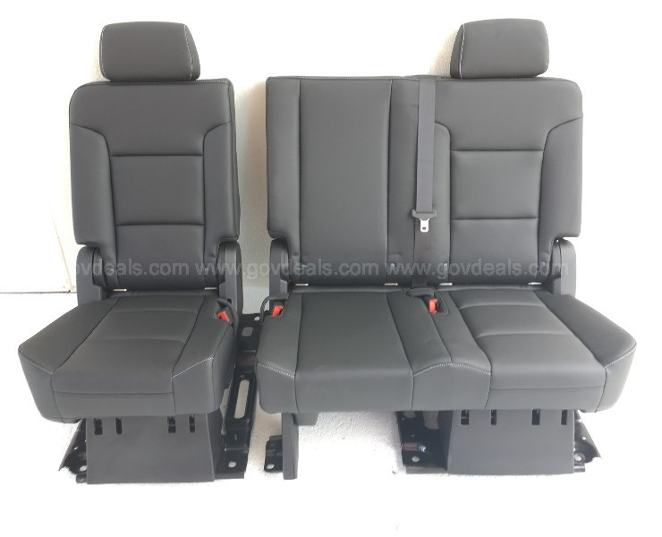 CHEVROLET TAHOE / SUBURBAN SECOND ROW SEATS MODEL YEAR 2019
