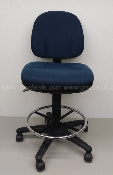 OFFICE CHAIR STOOL FIVE POINT BASE