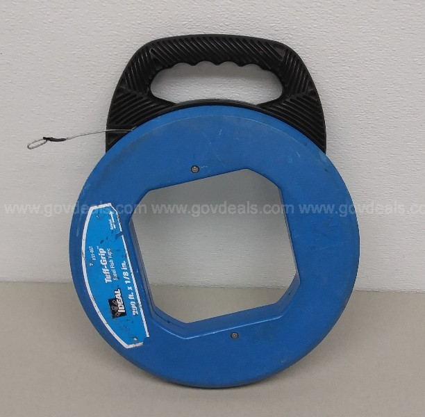IDEAL FISH TAPE 1/8 IN x 200 FT STEEL 31-057