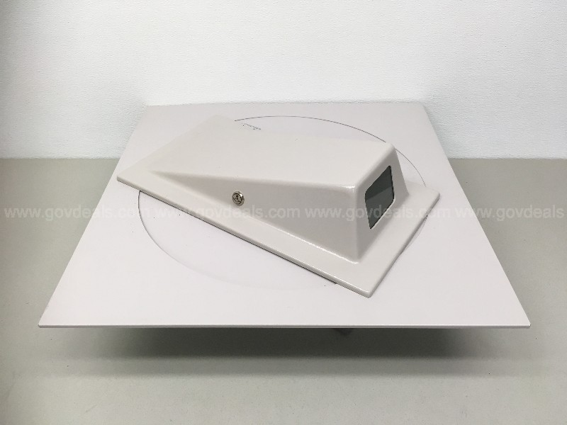 PHILIPS CEILING TILE 2' x 2' LOW PROFILE SURVEILLANCE CAMERA AND HOUSING