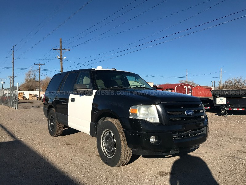2010 FORD EXPEDITION 4X4 5.4L TRITON V8