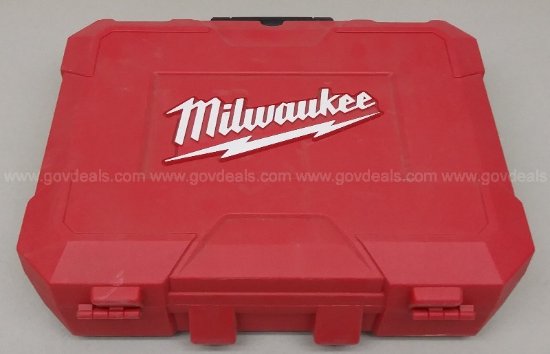 "MILWAUKEE 18V 1/2"" HAMMER DRILL WITH CASE"