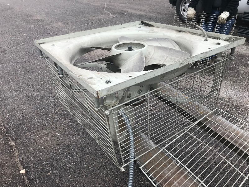 LARGE ELECTRIC EXHAUST FAN