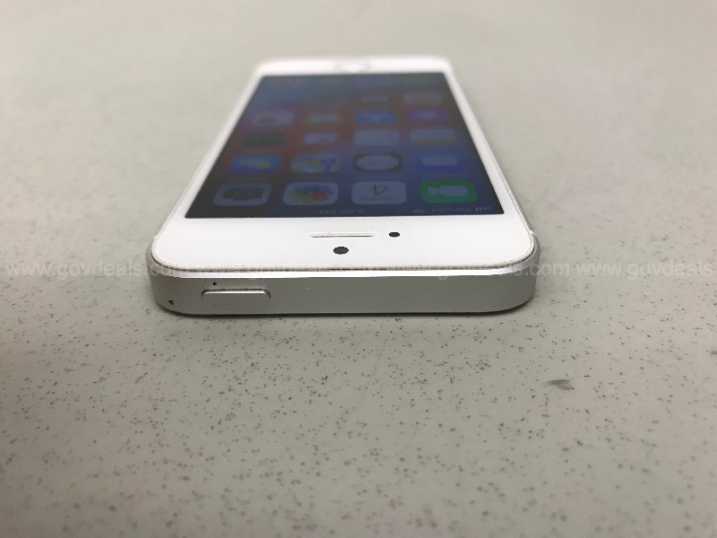 APPLE IPHONE SE 16GB SPACE SILVER