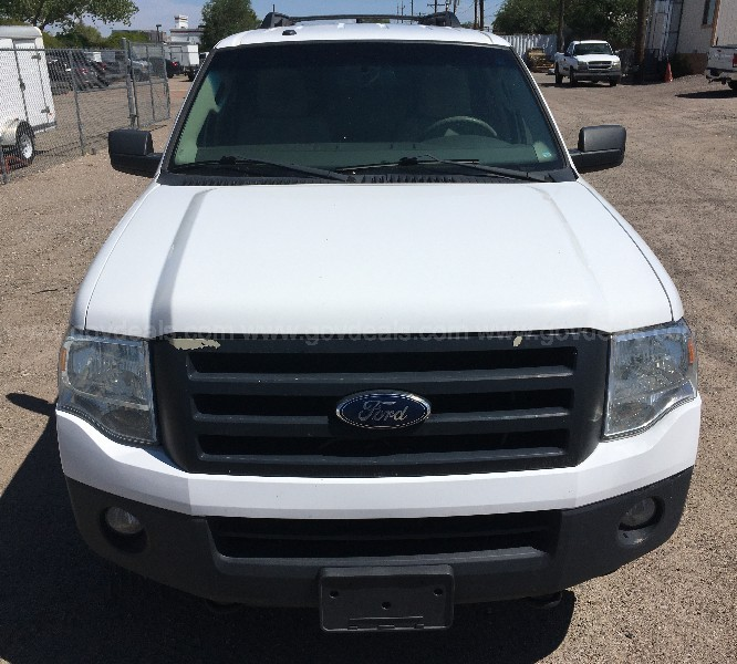 2014 FORD EXPEDITION EL XLT 4WD 5.4L V8