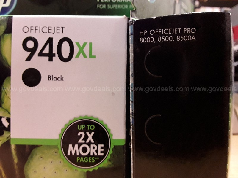 HP 940 Ink Cartridge - Anchorage, AK