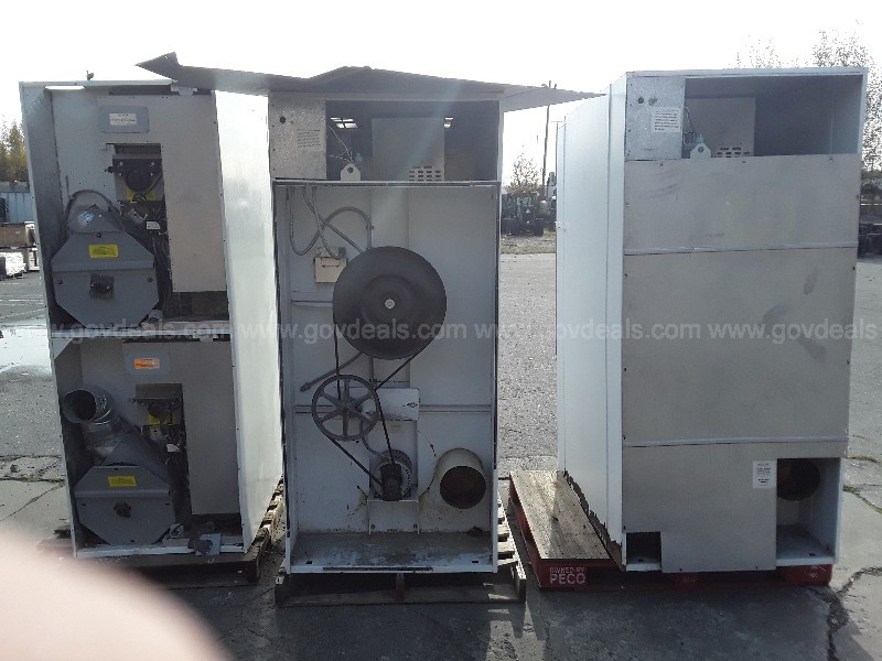 Lot of Industrial Dryers for Parts (Anchorage, AK)
