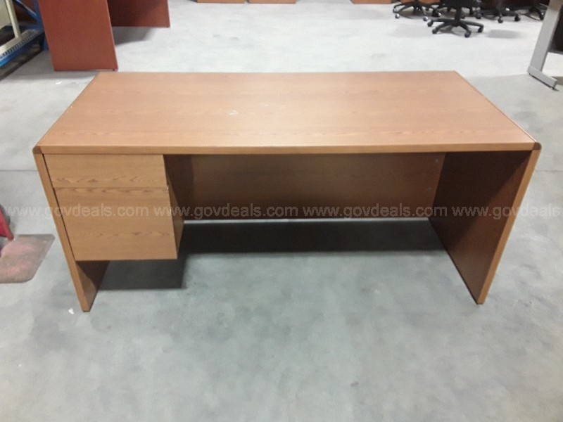 Wood Desk (Anchorage, AK)