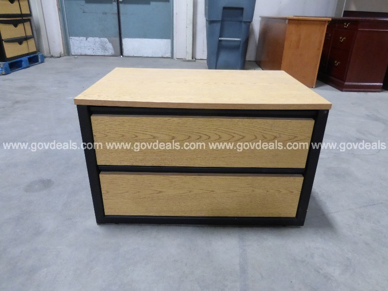 2 - Drawer Cabinets (Anchorage)
