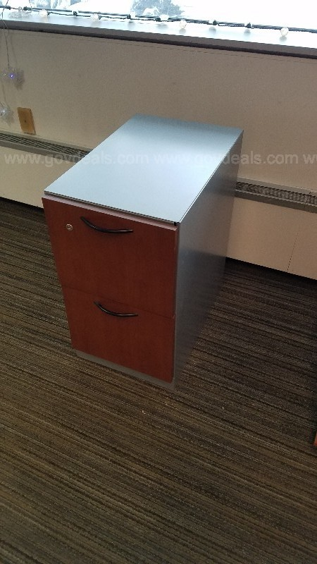 Wheeled File Cabinet 2 Drawer (Anchorage)