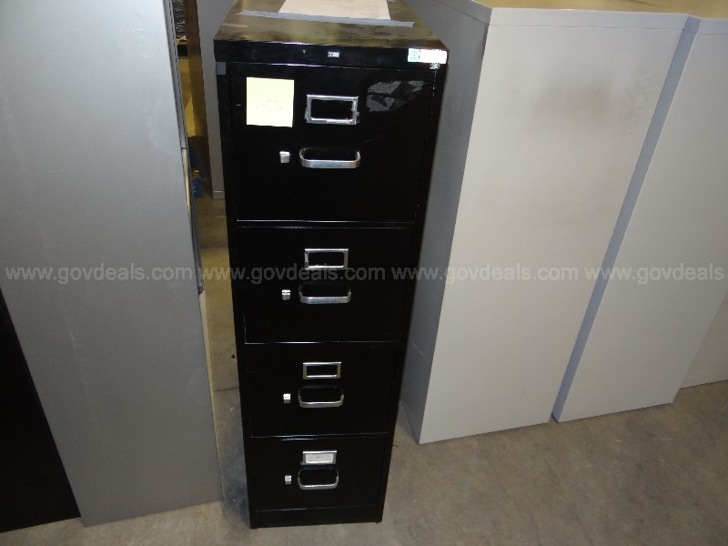 4 Drawer File Cabinet (Anchorage)