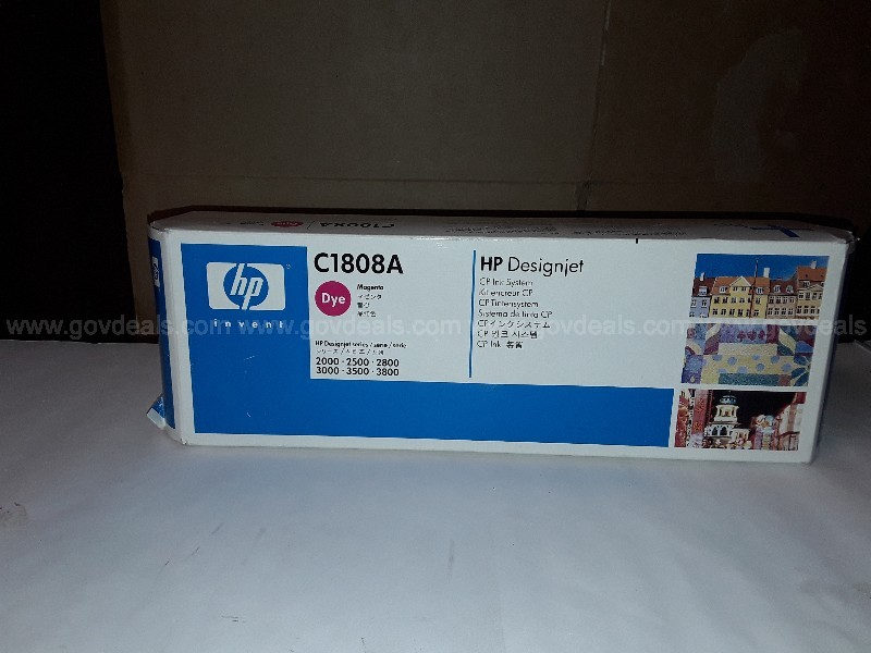 HP Designjet CP Ink System (Anchorage)