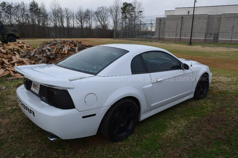 2003 Ford Mustang SVT Cobra Coupe **SUPERCHARGED**