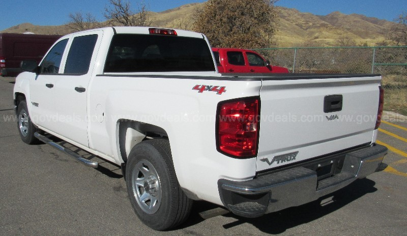 2014 Chevrolet Silverado 1500 Pickup Converted to Electric V04880  U1585