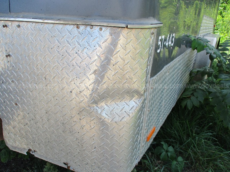 Towline Enclosed Trailer 6.5' x 14'