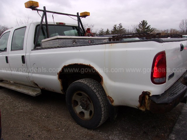 2005 Ford F-350 (7237)