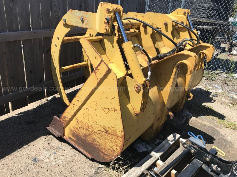 VWS Bucket Attachment for Front End Loader