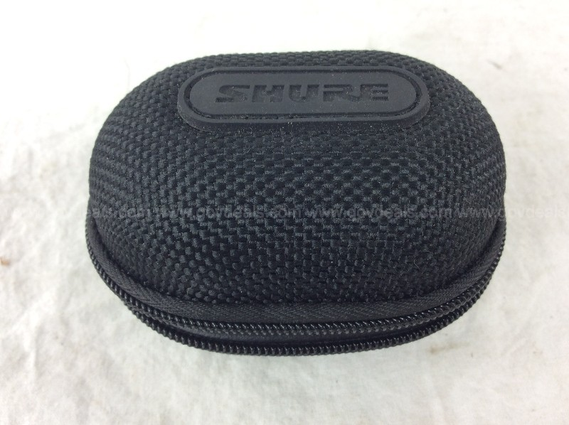 Shure Digital Microphone With Case