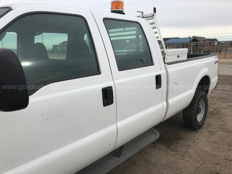2003 Ford F-350 4WD