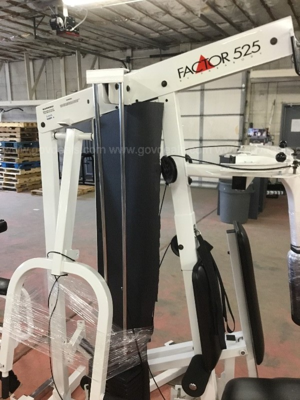 Factor 525 By Parabody Home Gym
