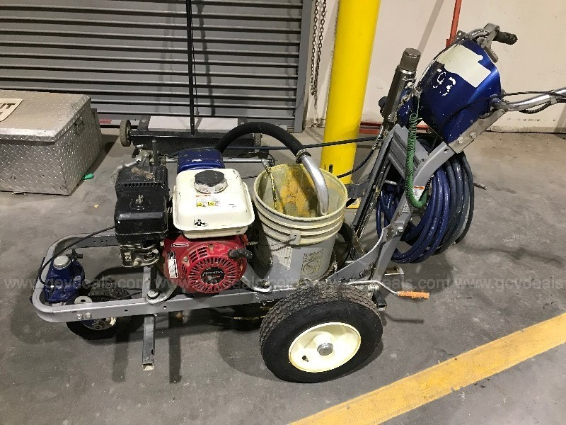 Graco Line Painter