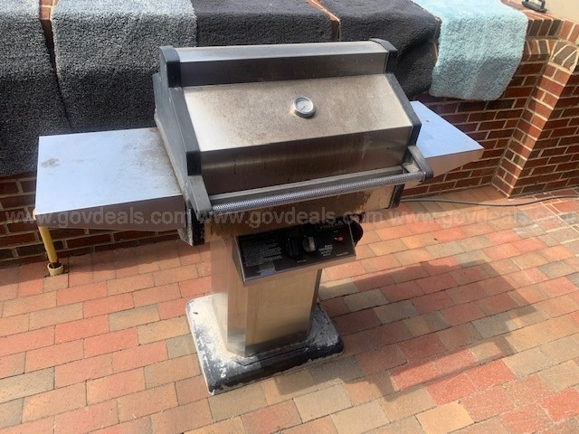 Gas Grill 2020-856