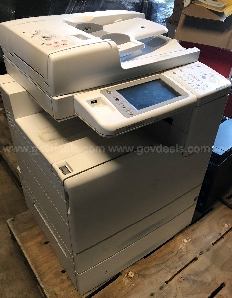 Printers, Faxes & Scanners (2 plts.) (ID #10312) (AtMedLk)
