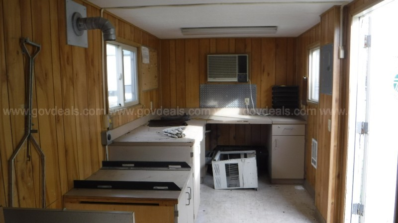 1996 Evergreen Office/Lab Trailer  (ID #12410) (Off-Site) (19-2146 DOT)