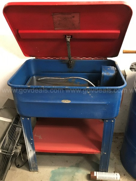 Parts Washer: 20-Gallon (ID #12421) (Off-Site) (19-3057-3 DFW)