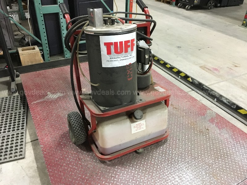 Tuff, Pressure Washer, Hot (ID#14221) (C2-1L) (19-3858-20)