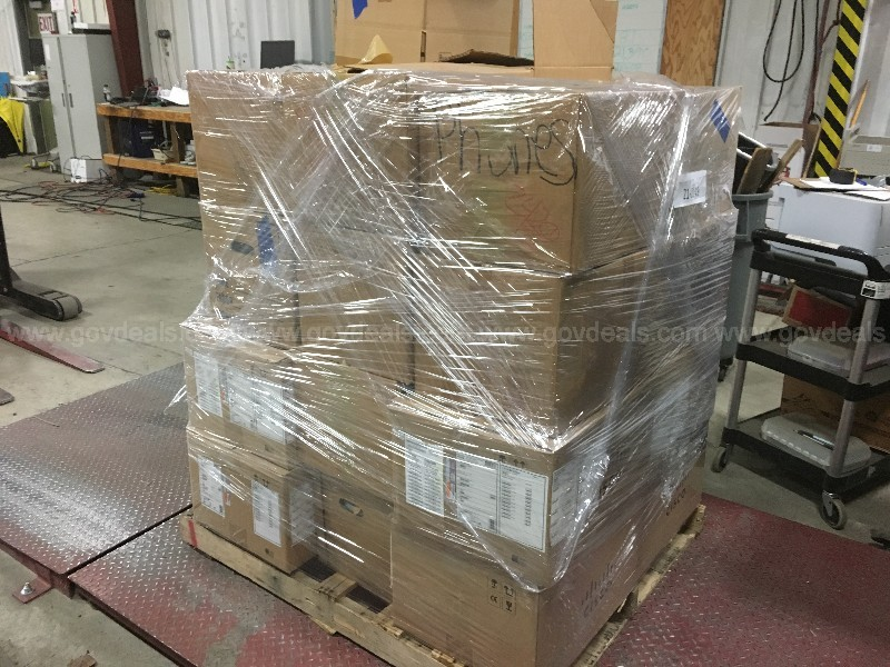 Office Phones - 1 Pallet - Avaya  (ID #16570) (E8-2L (21-0149-34)