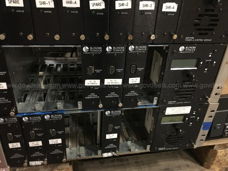 Miscellaneous Switches, Audio Codes, Avocent (ID#17867) (C7-3R) (No UPC)