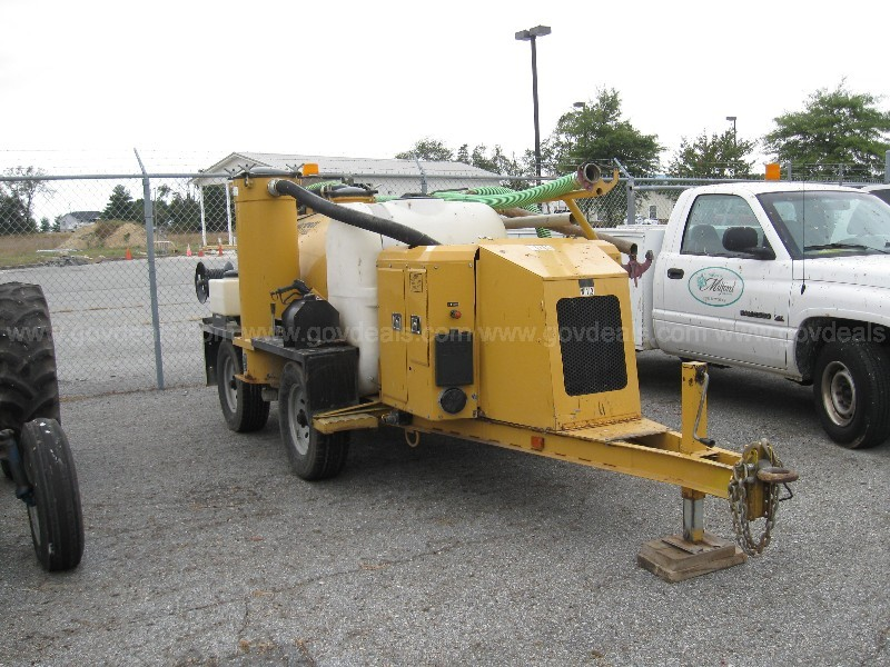 2005 Ring-O-Matic Vermeer 550 Pump Unit