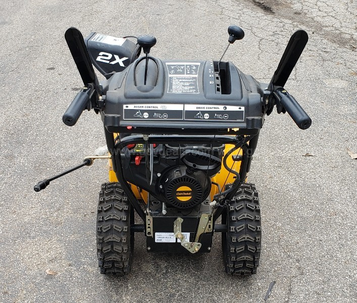 Cub Cadet 24 in. 2X 2 Stage Gas Snow Blower